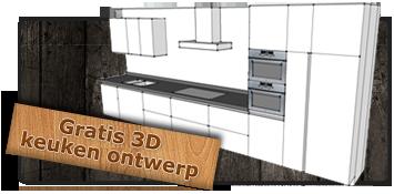 Het bedrijf roefs maatwerk keukens for Keuken 3d planner